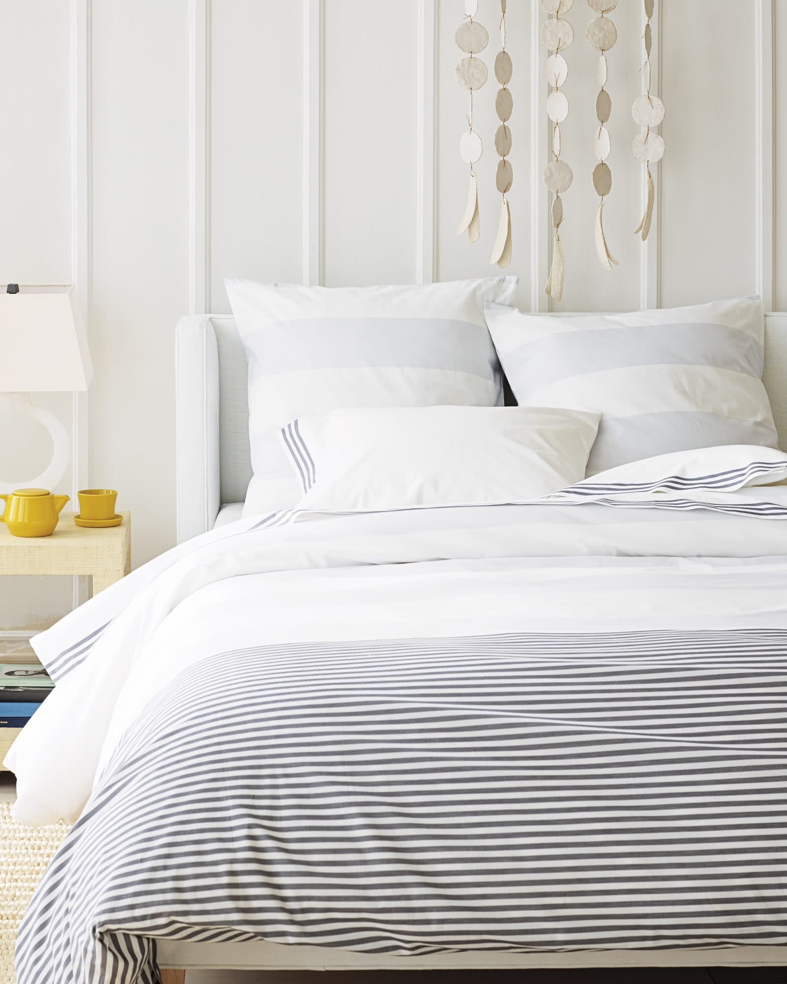 Fouta Yarn-Dyed Stripe Sheet Set