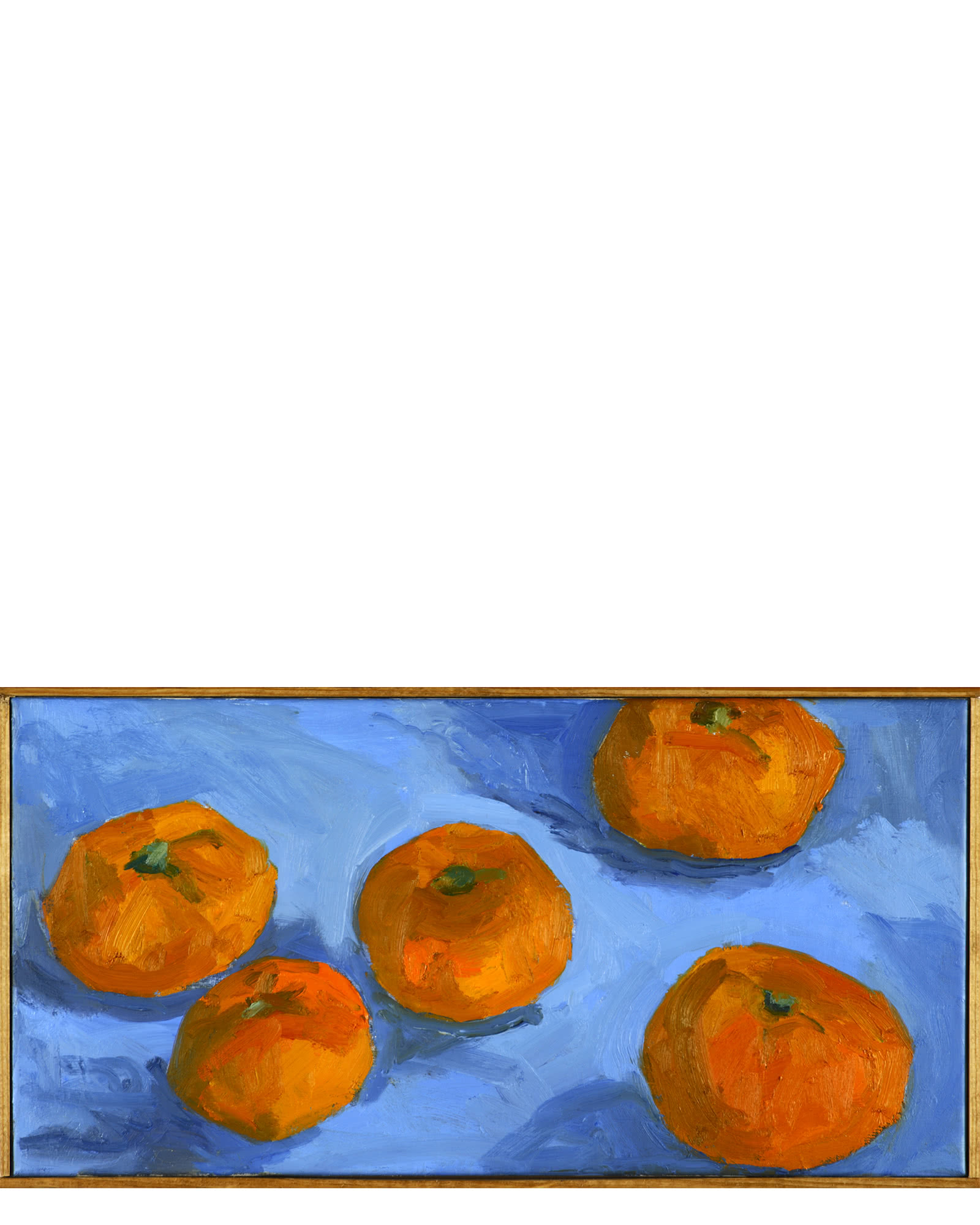 """Clementines"" by Nancy Tart"