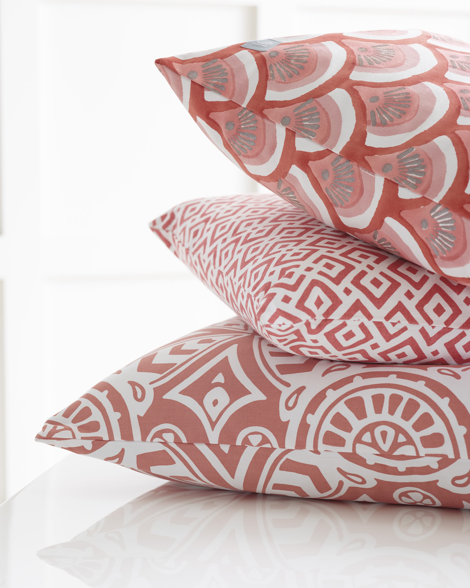 Kyoto Pillow Covers - Serena & Lily