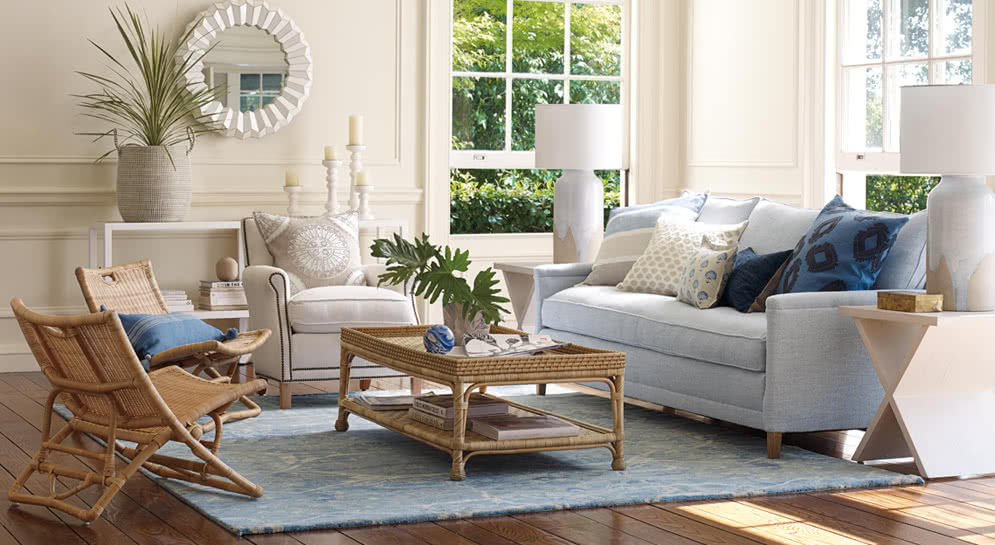 Shop The Look Living Room Designer Rooms Serena Amp Lily