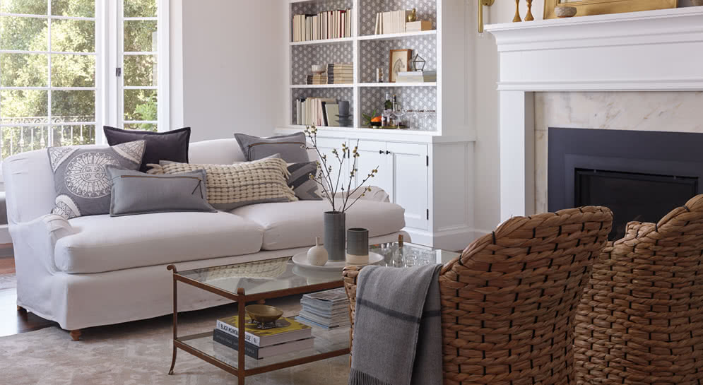 LIVING ROOMS. Shop the Look  Living Room   Designer Rooms   Serena   Lily