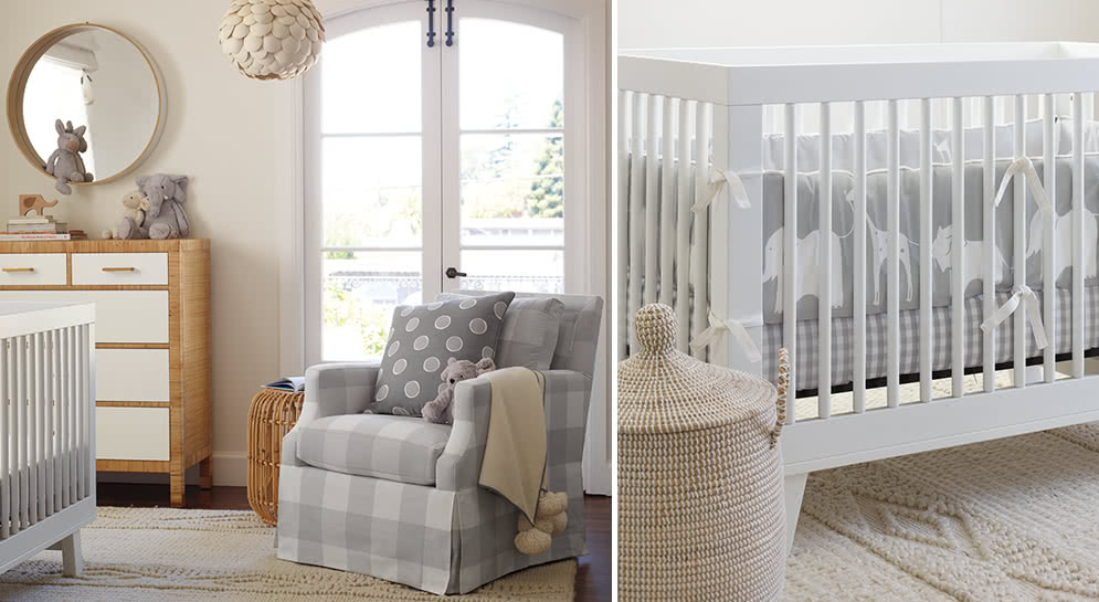 shop the look nursery designer bedrooms serena lily