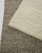 Braided Wool Rug Swatch