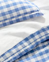 Hyannis Duvet Cover, French Blue