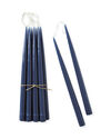 Tapered Candles (Set of 10), Navy