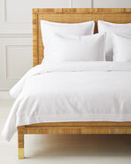 Vermont Coverlet, White