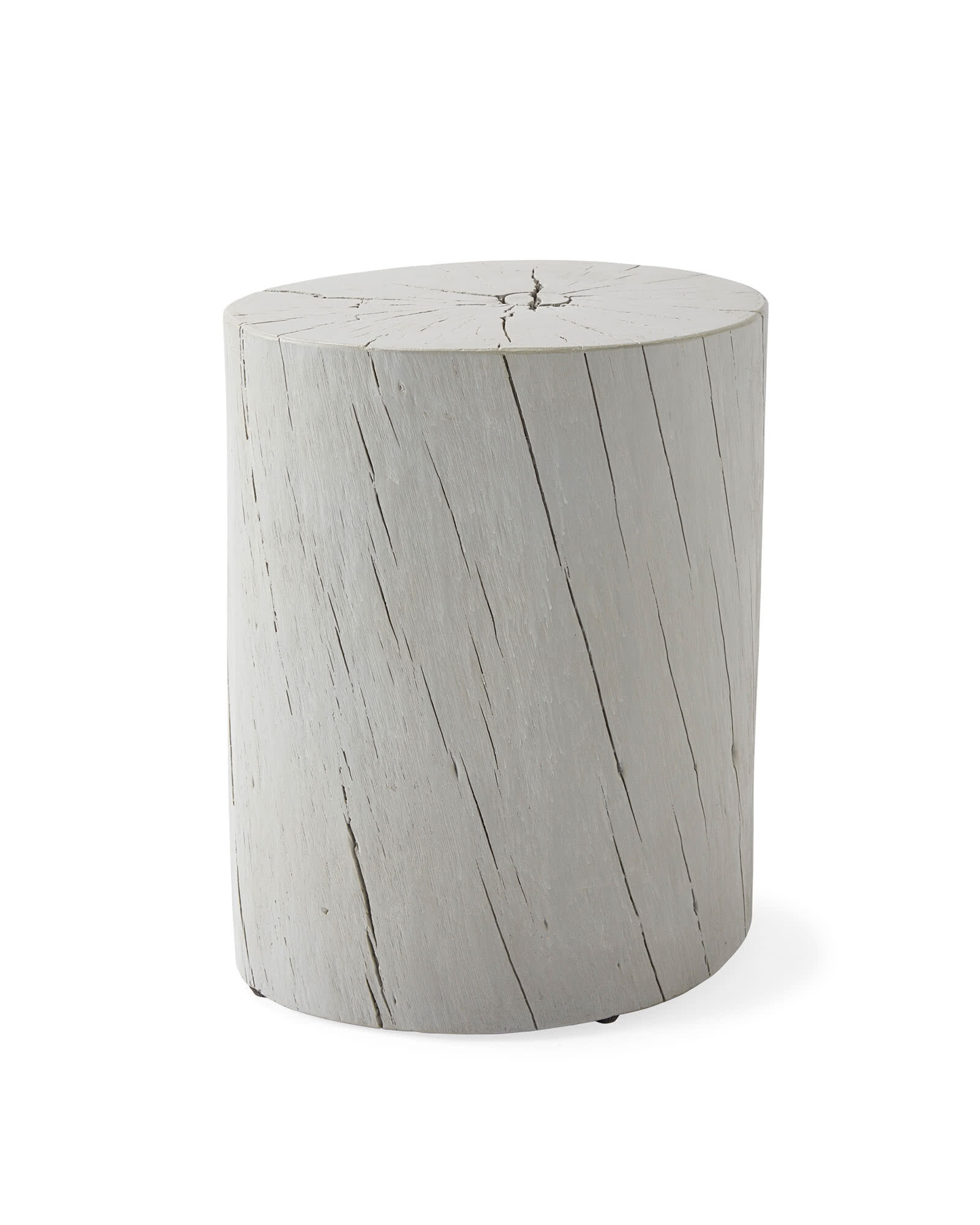 Bayville Side Table, Grey