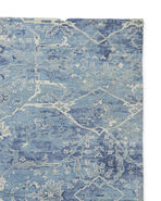 Amelia Hand-Knotted Rug Swatch,