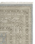Larkin Hand-Knotted Rug Swatch,