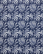 Tisbury Wallpaper Swatch, Navy
