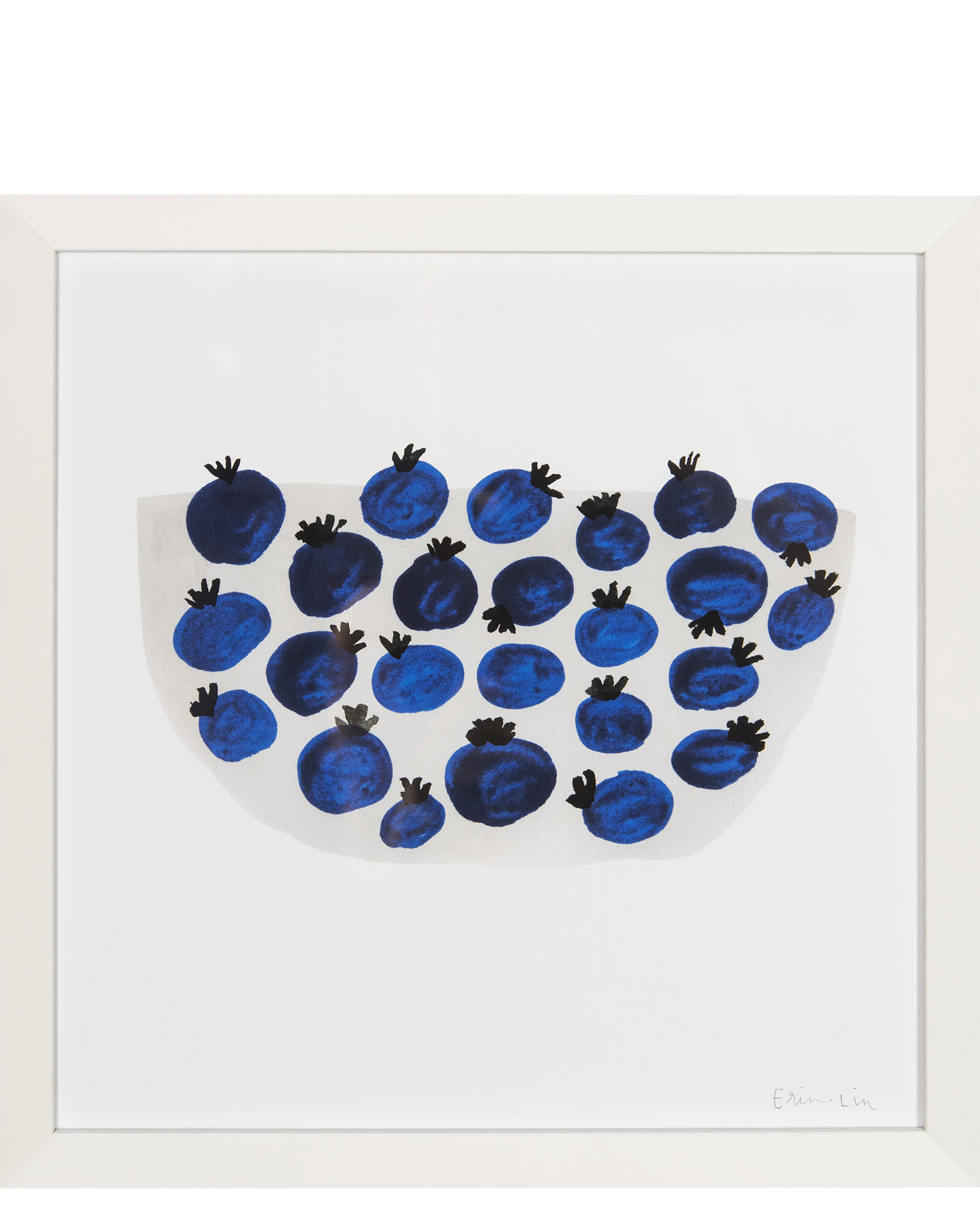 """""""Blueberry Bowl"""" by Erin Lin,"""