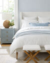 Tall Broderick Bed,