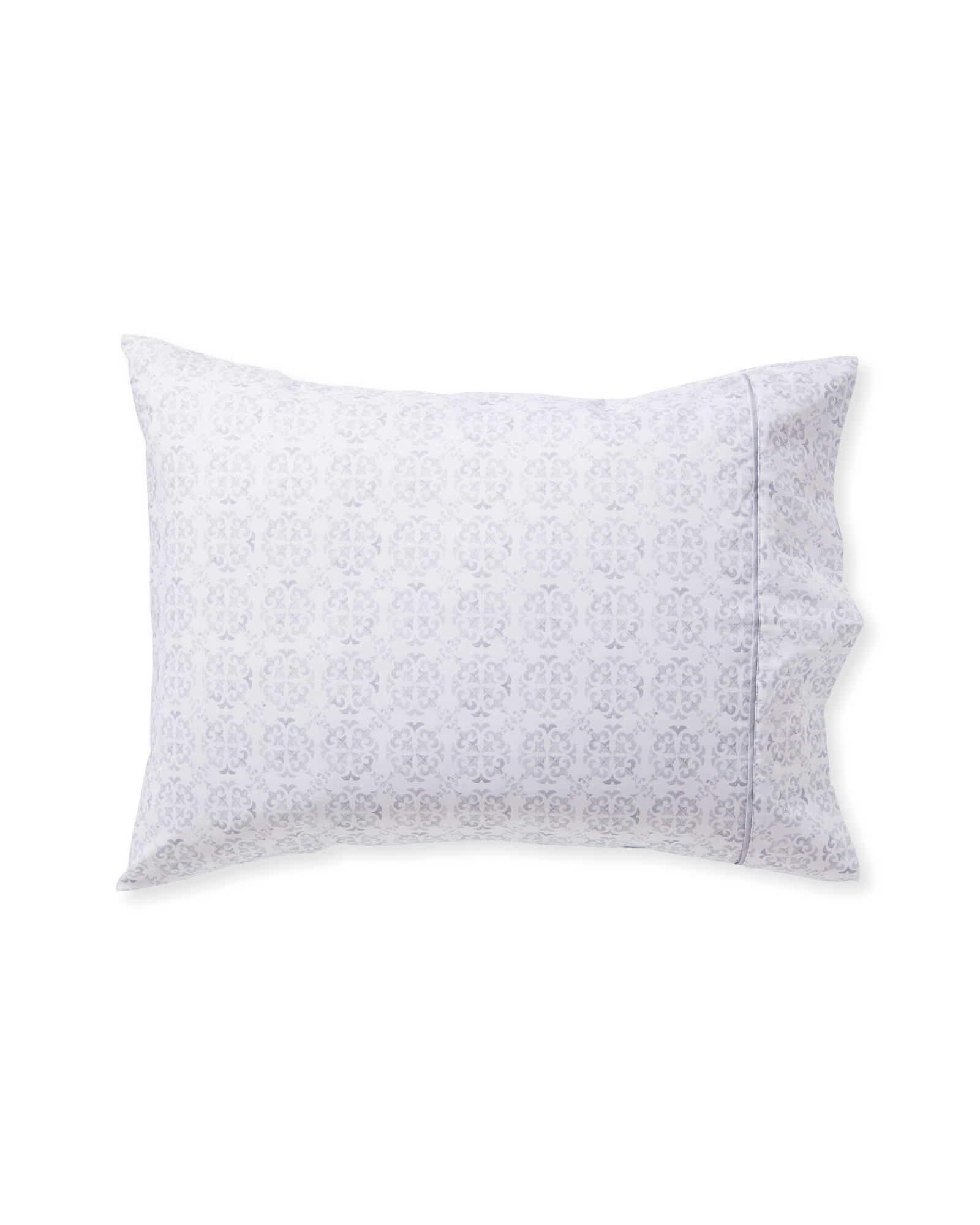 Wentworth Pillowcases (Set of 2), Grey