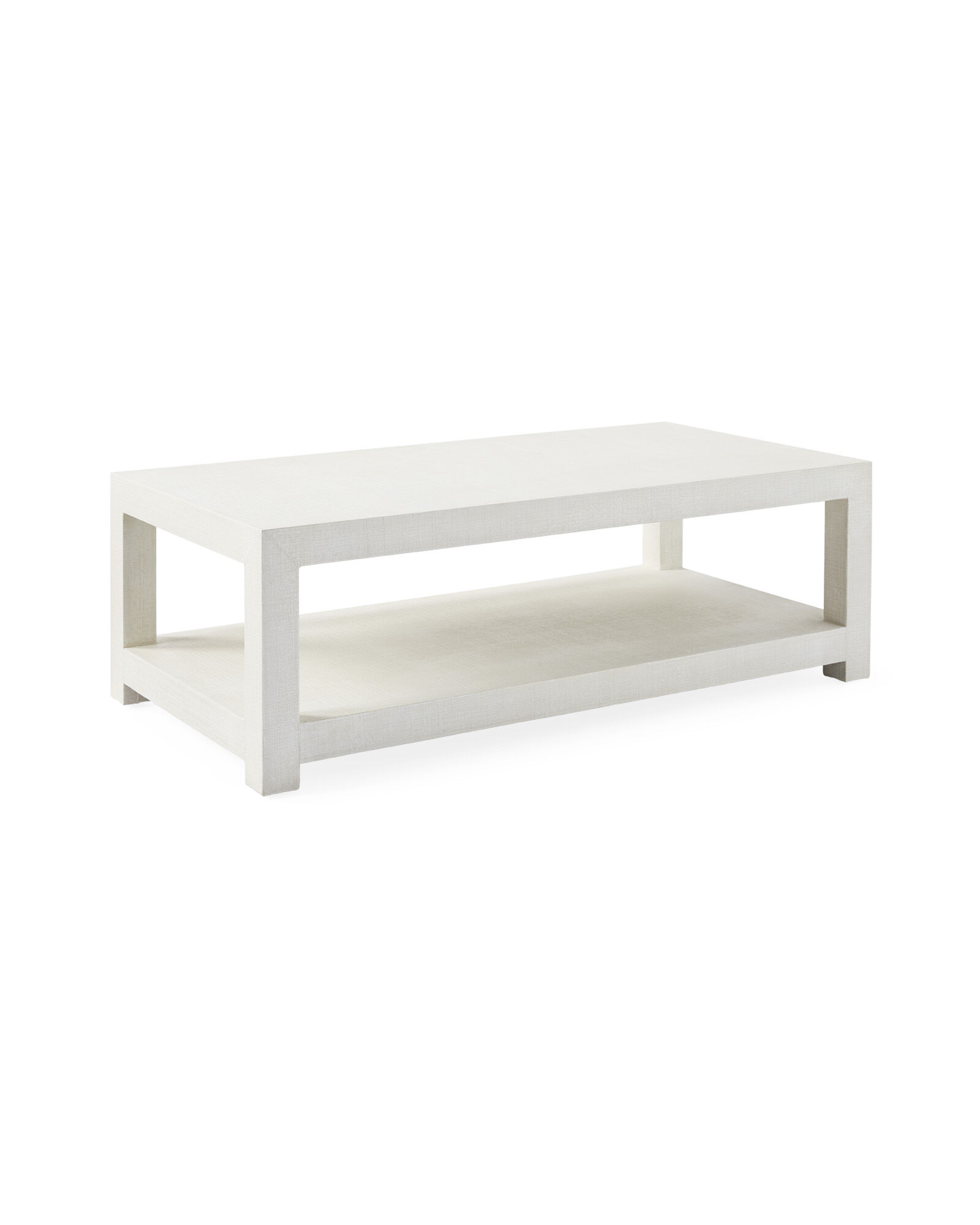 Driftway Coffee Table, Chalk
