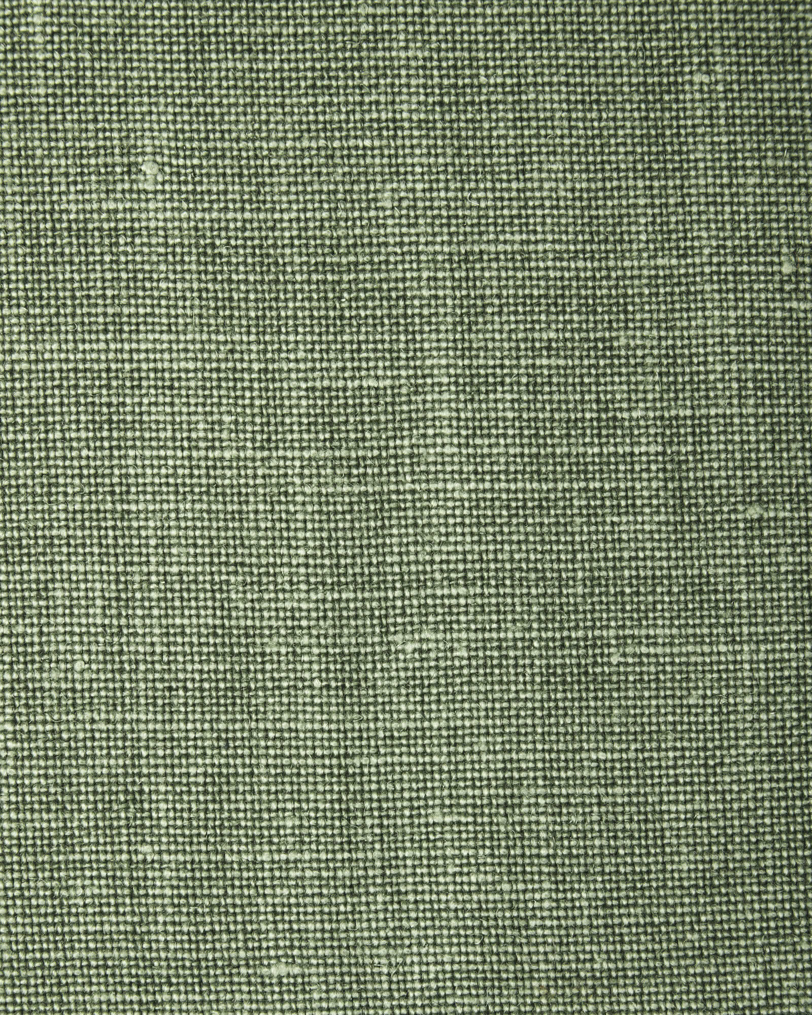Washed Linen - Kelly Green,