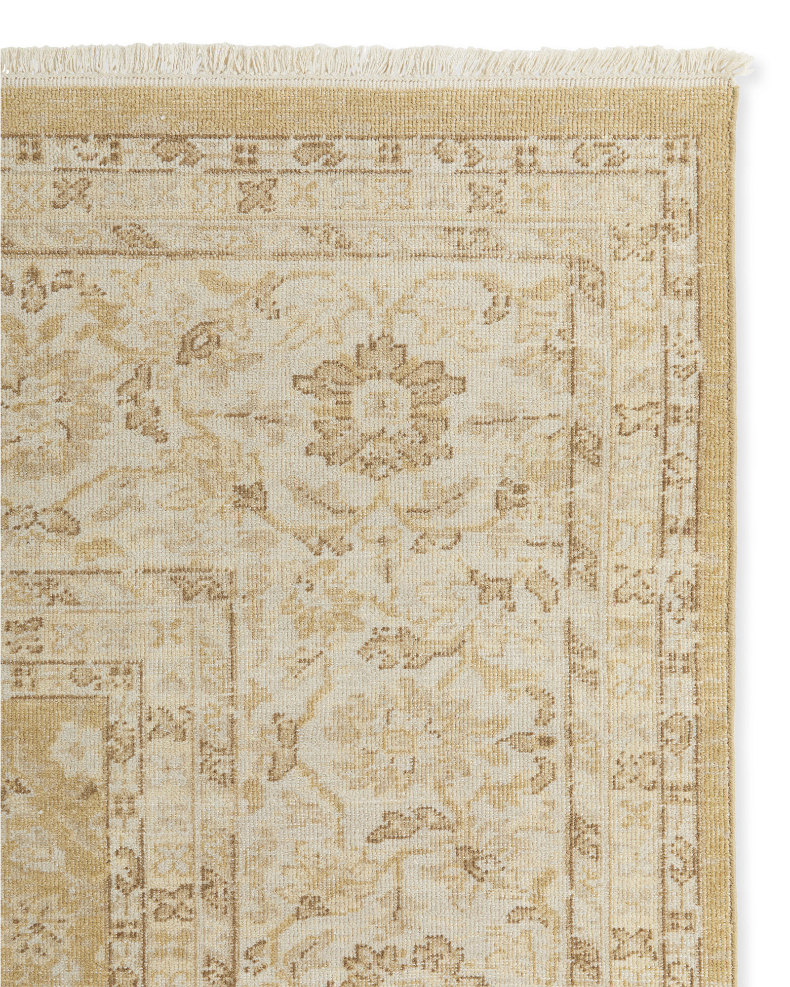 Berkshire Hand-Knotted Rug