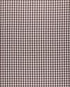 Fabric by the Yard - Petite Gingham Linen, Earth