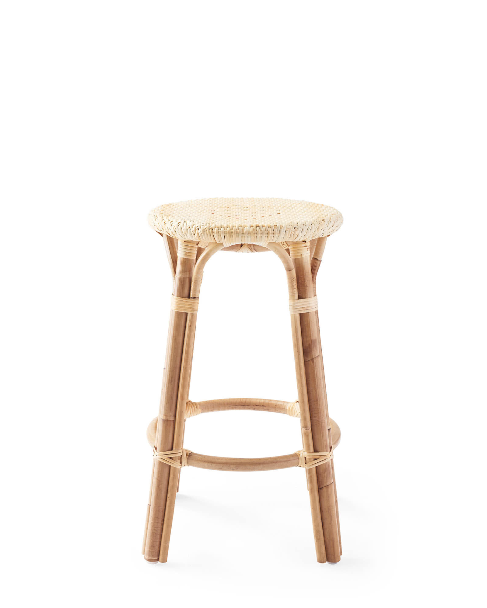 Sunwashed Riviera Backless Counter Stool,