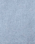 Alpine Flannel Sheeting Swatch, Chambray