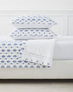 Cambria Quilt, French Blue