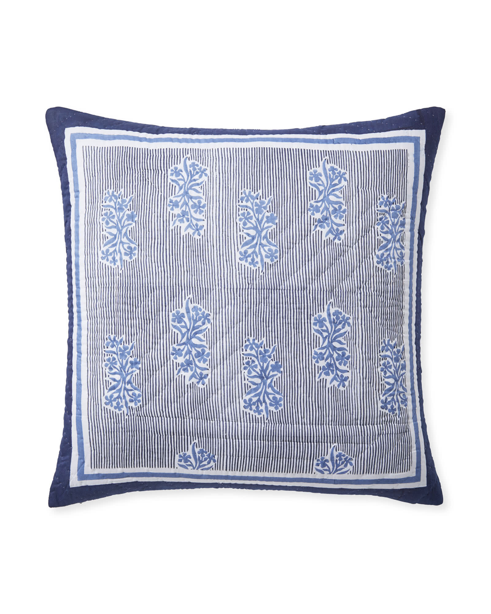 Amalfi Quilted Shams,
