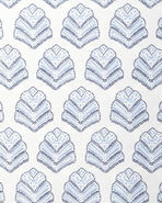 Sanibel Bedding Swatch, Chambray