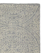 Edgewood Rug Swatch, Coastal Blue