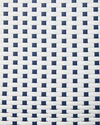 Riviera Furniture Swatch, Navy/White
