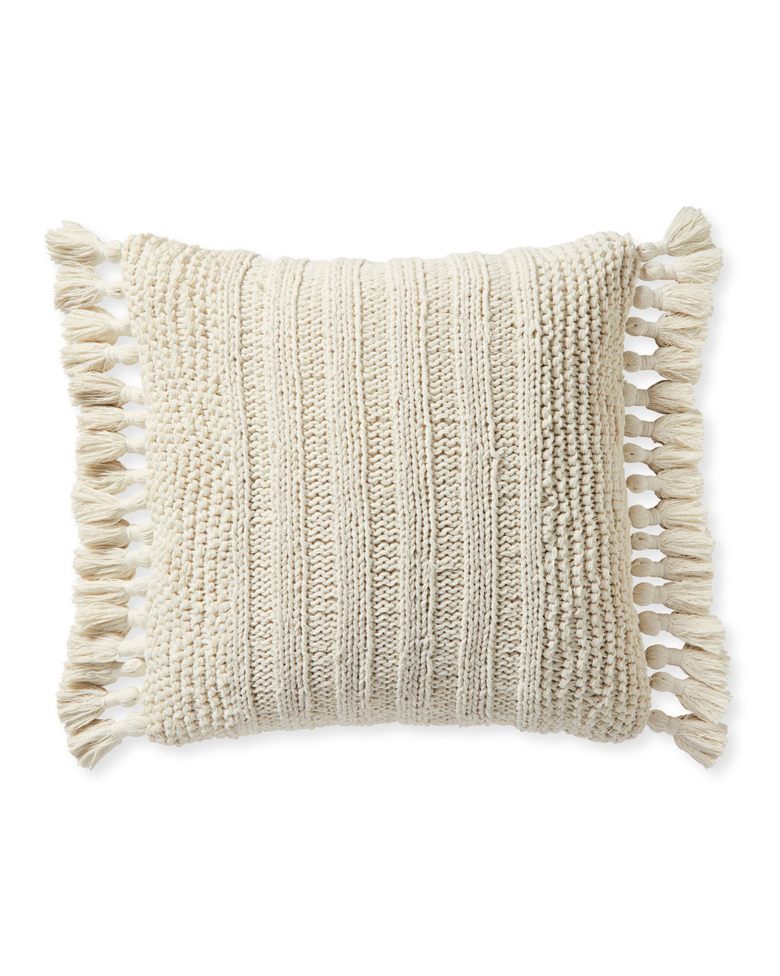 Sequoia Pillow Cover, Ivory