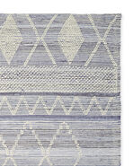 Ryder Denim Rug Swatch, Denim