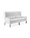 Sussex Wing Back Sofa,