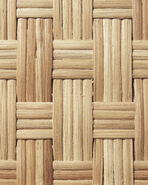 South Seas Furniture Swatch, Natural