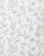 Summerside Wallpaper Swatch, Evergreen