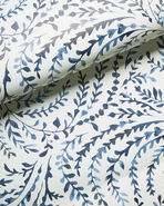 Priano Wallpaper, Navy