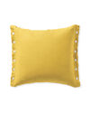 Boothbay Pillow Cover, Sunflower
