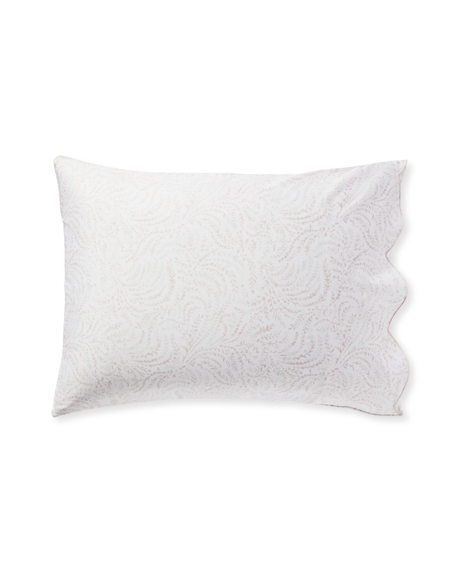 Priano Pillowcases (Set of 2), Pink Sand