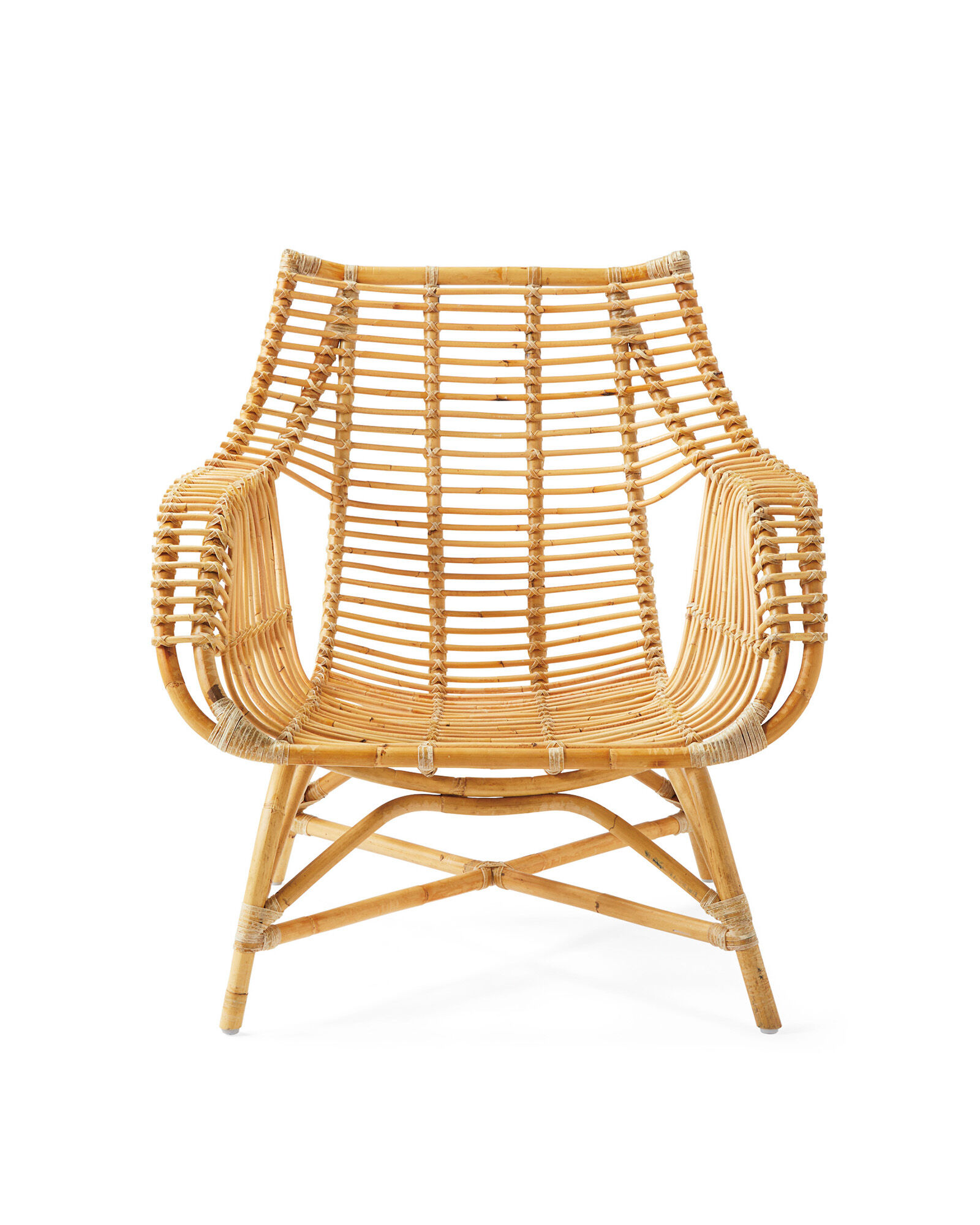 Venice Rattan Chair - Natural