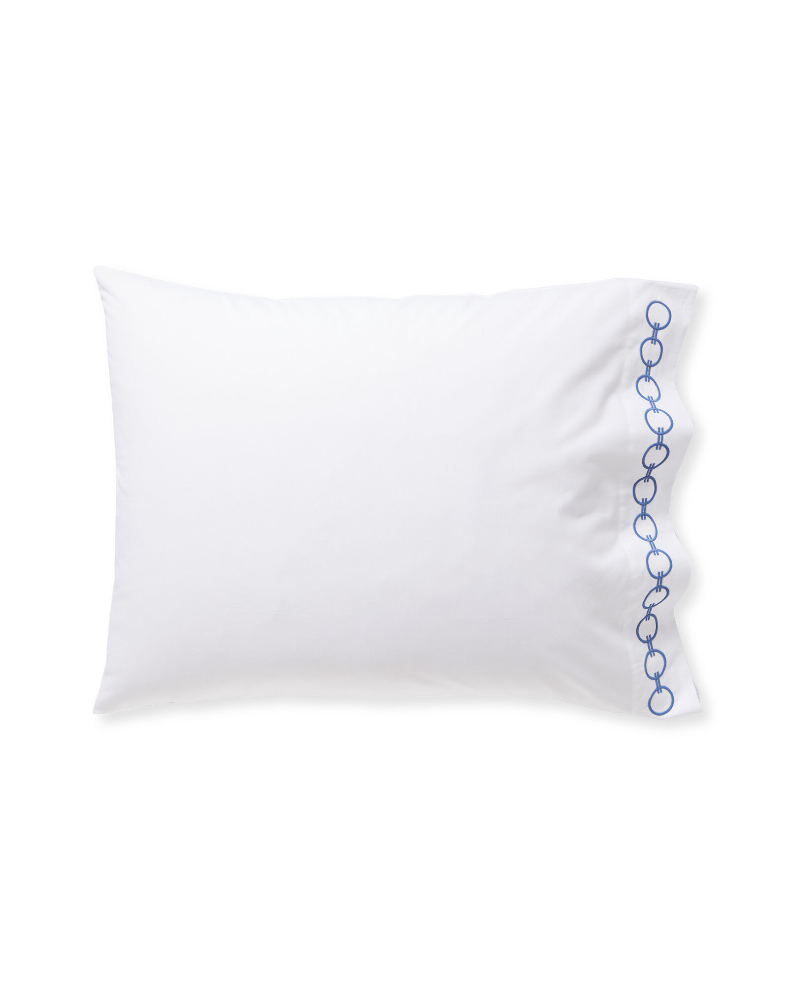 Bel Air Pillowcases (Set of 2), French Blue