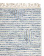 Sycamore Hand-Knotted Rug Swatch,