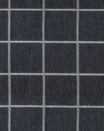 Sunbrella® Windowpane - Navy,