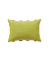 Cuesta Pillow Cover, Chartreuse