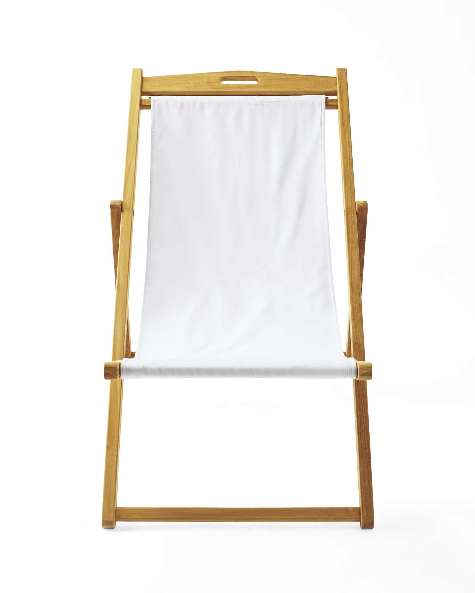 Sling Chair, White