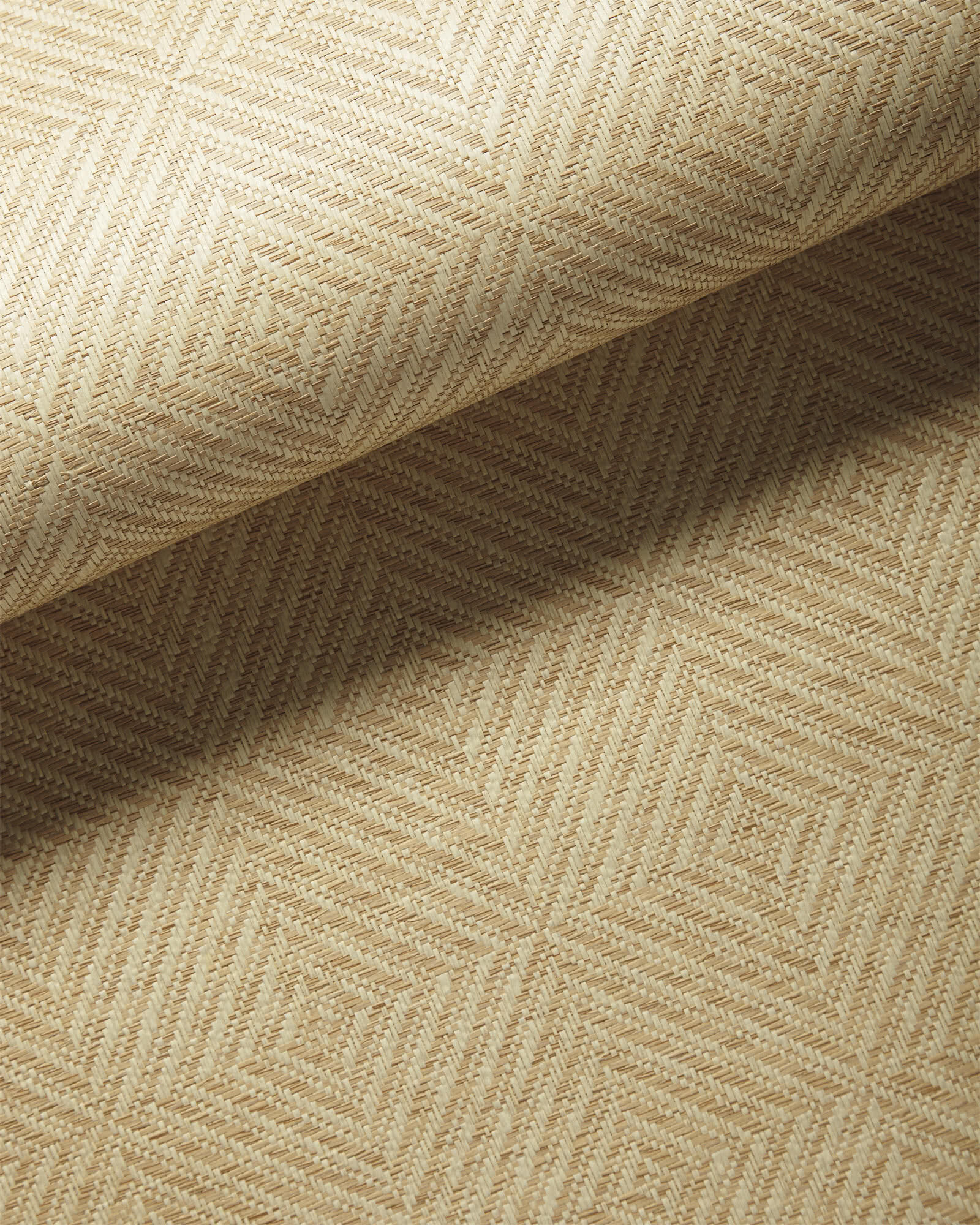 Cardiff Paperweave Wallcovering, Natural