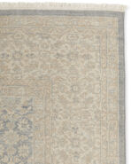 Riverdale  Hand-Knotted Rug Swatch,