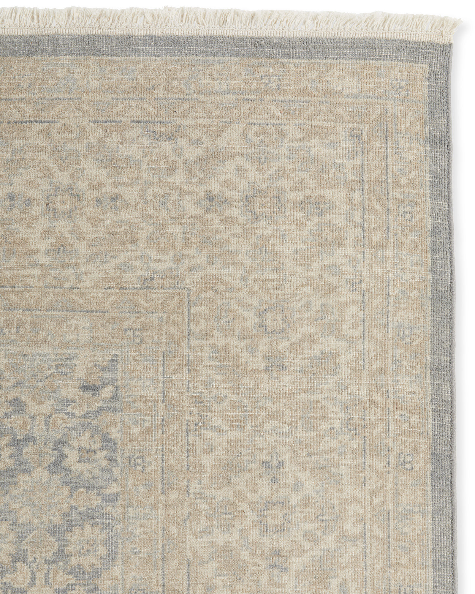 Riverdale Hand-Knotted Rug,