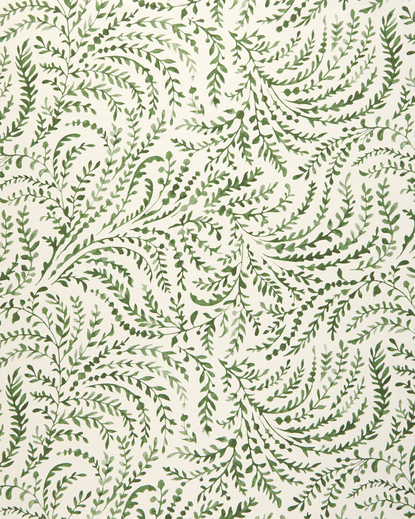 Fabric by the Yard - Priano Linen, Moss