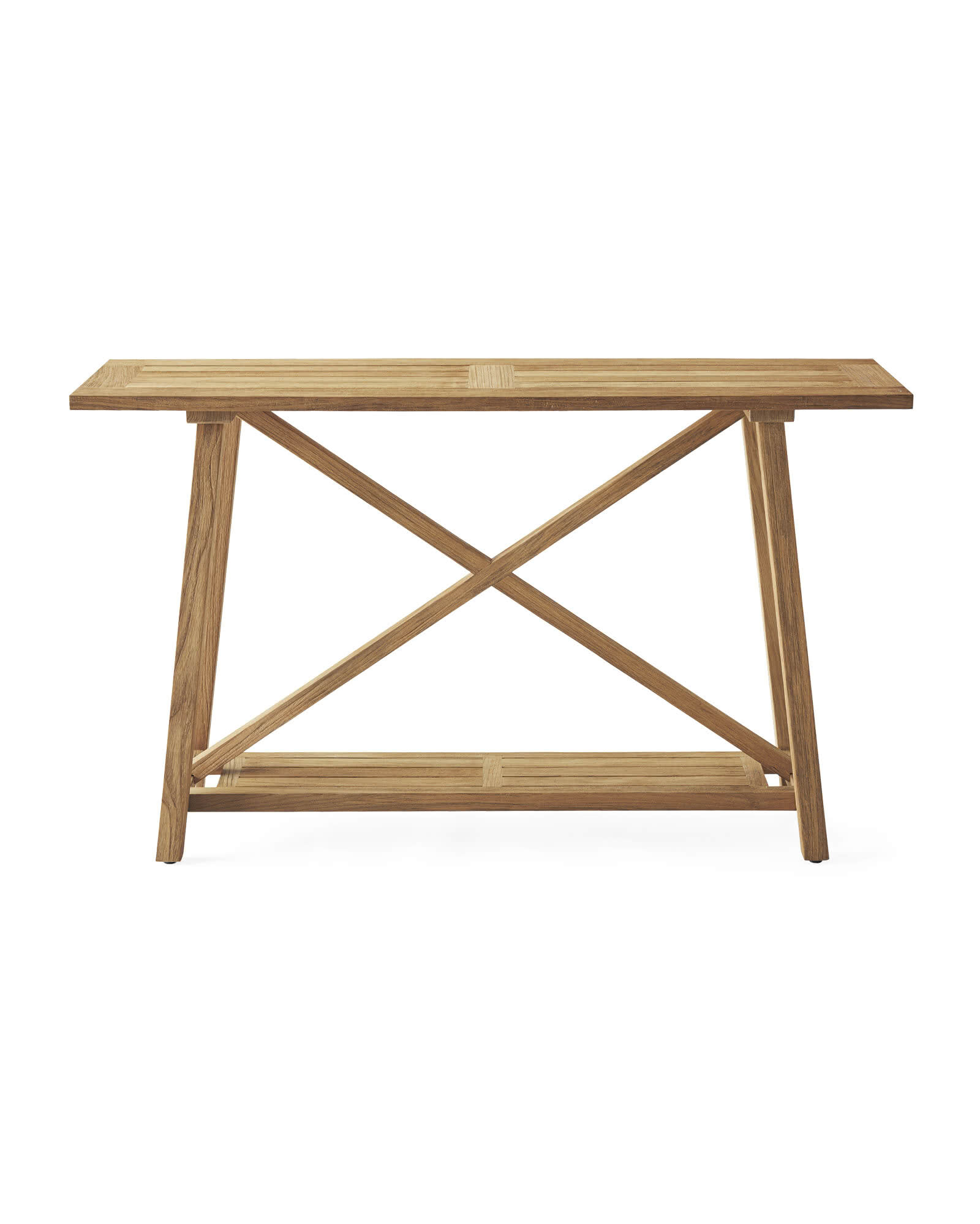 Crosby Teak Console - Natural
