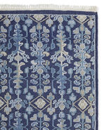 Acadia Hand-Knotted Rug Swatch,