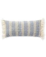 Highland Pillow Cover, Blue