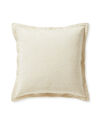 Summerdale Pillow Cover, Washed Sand